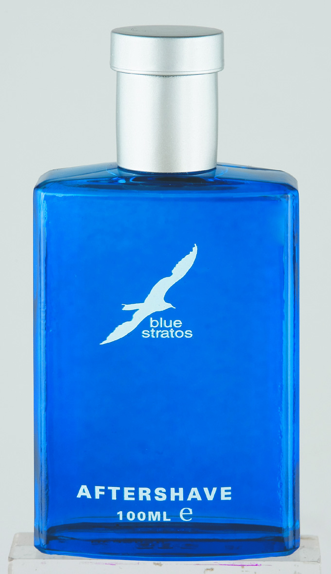 BLUE STRATOS After Shave voda po holení  100 ml 681