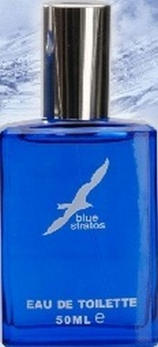 BLUE STRATOS Spray EDT toaletní voda 50 ml