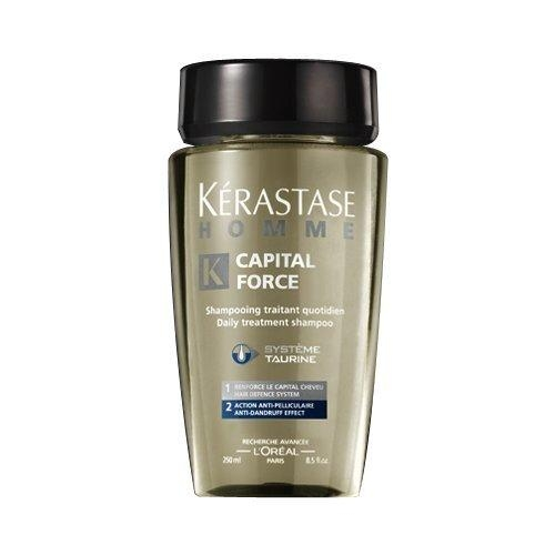 KÉRASTASE  Homme  Bain Capital Force Anti-Dandruff šampon 250ml
