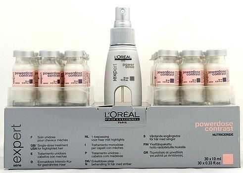 LOREAL  PROFESSIONNEL  Powerdose contrast (30x10ml)