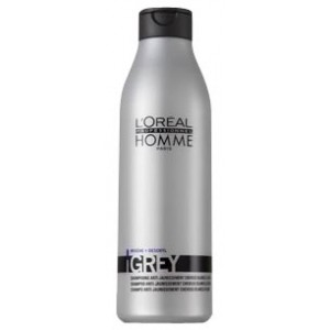 LOREAL  PROFESSIONNEL HOMME GREY ŠAMPON (250 ml)