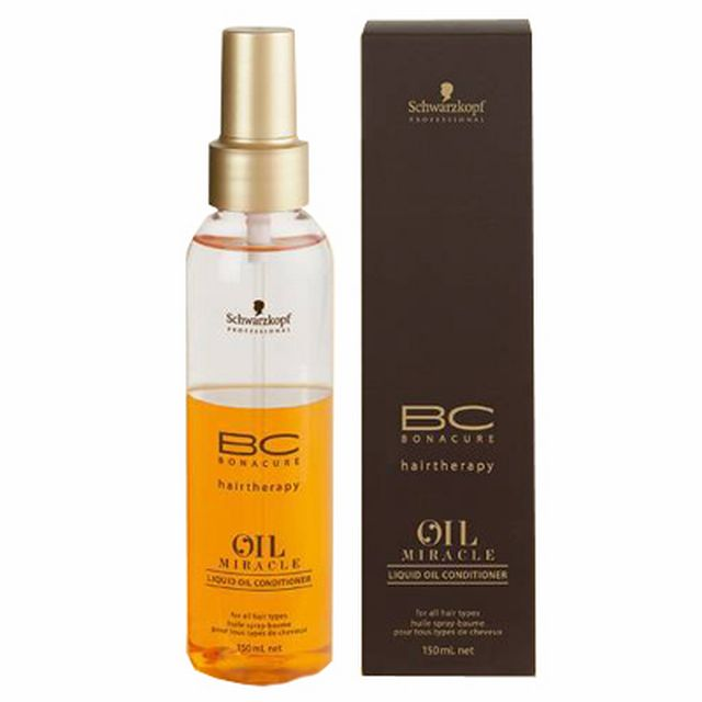 Schwarzkopf BC Bonacure Oil Miracle Liquid Oil Conditioner 150 ml