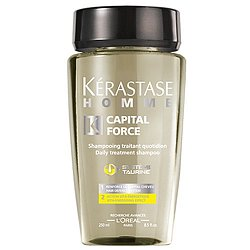 KÉRASTASE  Homme  Bain Capital Force Vita-Energising šampon 250 ml