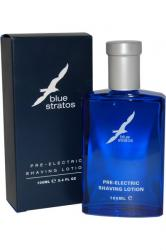 Blue Stratos Pre - Electric Shaving Lotion 100 ml 166