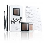 Beautiful Brows Sada na úpravu a barvení obočí: Dark Brown / Choco