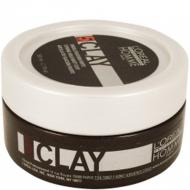 Loreal Professionnel Homme Clay 50 ml 190