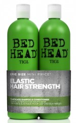 TIGI DUO Elasticate Shampoo 750 ml & Conditioner 750 ml dárková sada